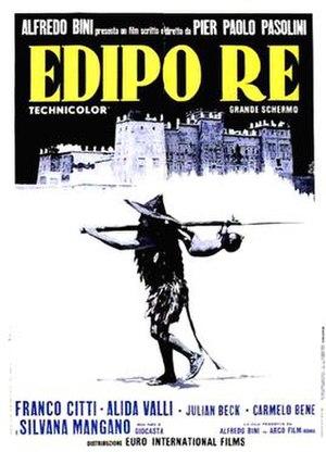 Oedipus Rex (1967 film) - Image: Stefano Battaglia Pasolini