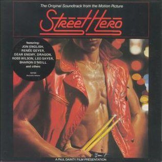 Street Hero - Cover of Street Heroes Soundtrack