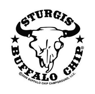Buffalo Chip Campground - Buffalo Chip Campground Logo