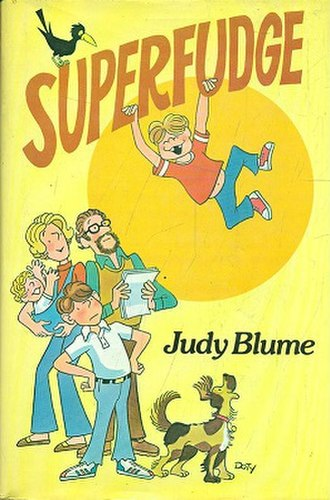 Roy Doty - Superfudge by Judy Blume, illustrated by Doty