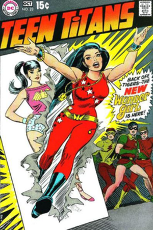 Nick Cardy - Image: Teen Titans 023