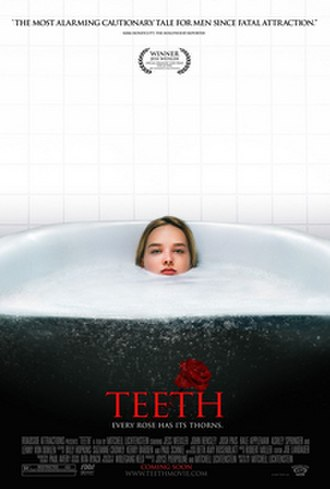 Teeth (film) - Theatrical release poster