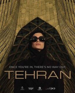 <i>Tehran</i> (TV series) Israeli espionage thriller television series