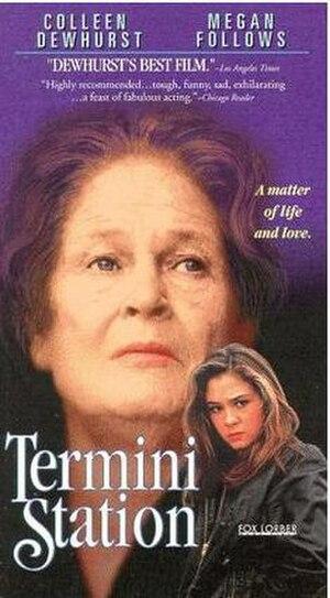 Termini Station (film) - Image: Termini Station Video Cover