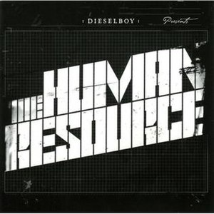 The HUMAN Resource album cover