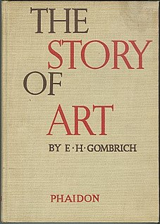 <i>The Story of Art</i> book