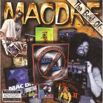 The Best of Mac Dre - Image: The Best of Mac Dre