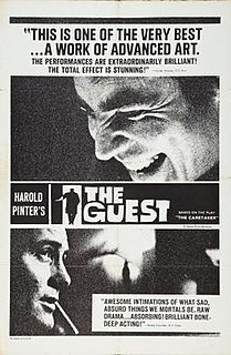 <i>The Caretaker</i> (film) 1963 film