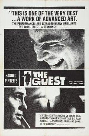 The Caretaker (film) - Image: The Caretaker Film Poster