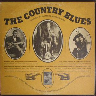 The Country Blues - Image: The Country Blues (album cover)