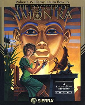 The Dagger of Amon Ra - Image: The Dagger of Amon Ra Coverart