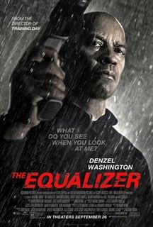 <i>The Equalizer</i> (film) 2014 film by Antoine Fuqua