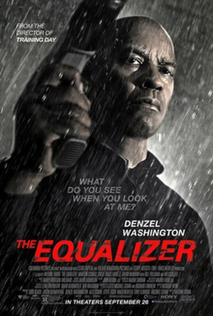 The Equalizer (film) - Theatrical release poster
