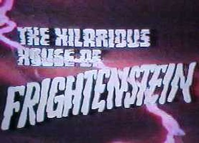 Picture of a TV show: The Hilarious House Of Frightenstein