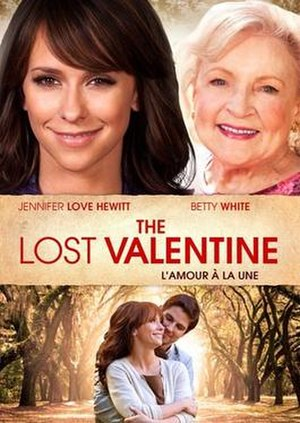 The Lost Valentine - Promotional poster