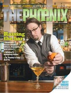 <i>The Phoenix</i> (newspaper) name of several alternative weekly newspapers
