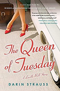<i>The Queen of Tuesday</i>