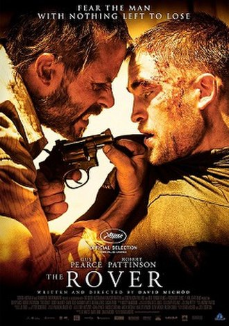 The Rover (2014 film) - Theatrical release poster