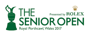 Senior Open Championship - Image: The Senior Open Championship logo