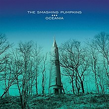 The Smashing Pumpkins - Oceania coverjpg