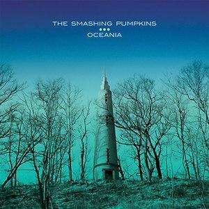 Oceania (The Smashing Pumpkins album) - Image: The Smashing Pumpkins Oceania cover