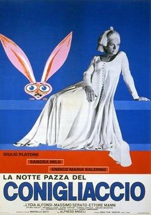The Strange Night - Film poster