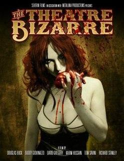 <i>The Theatre Bizarre</i> 2011 anthology film
