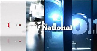 The National (TV program) - Image: The national 2009