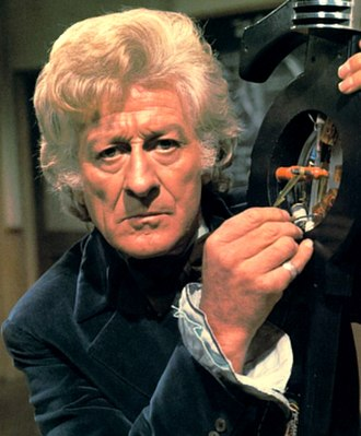 Third Doctor - Image: Third Doctor (Doctor Who)