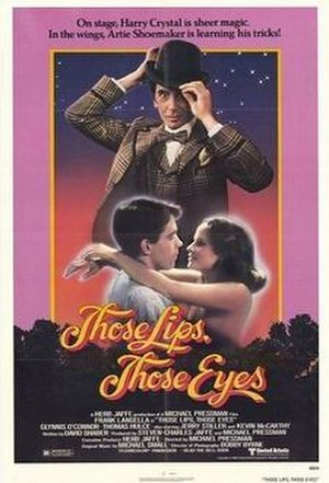 Those Lips, Those Eyes - Theatrical release poster