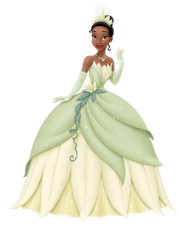Tiana (Disney) protagonist from Disneys The Princess and the Frog