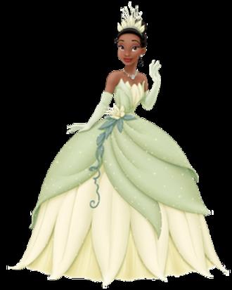 Tiana (Disney) - Tiana
