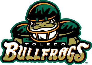 Toledo Bullfrogs - Image: Toledo Bullfrogs