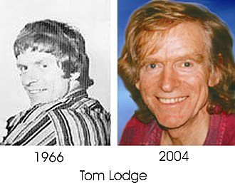 Radio Caroline - Tom Lodge was a radio disc jockey for Radio Caroline from 1964 until his death in 2012