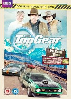<i>Top Gear: Patagonia Special</i>