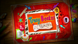 Tracy Beaker Returns - Series intertitle