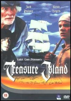 Treasure Island (1999 film) - Movie poster