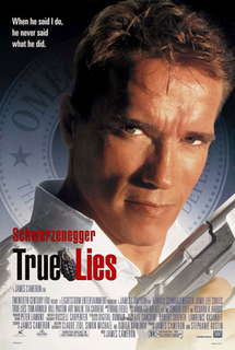 <i>True Lies</i> 1994 action comedy film directed by James Cameron
