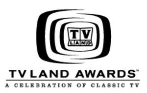 TV Land Award - TV Land Awards' logo with the network's previous logo