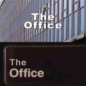 The Office - Title card for the UK version (above) and US version (below).