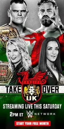 Nxt Uk Takeover Cardiff Wikipedia