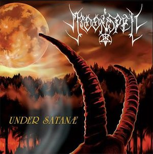 Under Satanæ - Image: Under Satanae