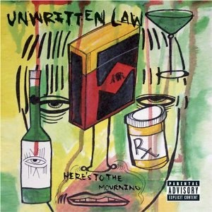 Here's to the Mourning - Image: Unwritten Law Here's to the Mourning cover