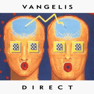 Direct (Vangelis album) - Image: Vangelis Direct