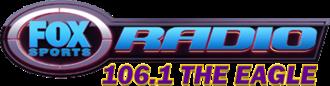WPTN - Image: WPTN 106.1theeagle logo