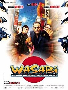 wasabi film wikipedia
