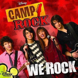 We Rock (Camp Rock song) - Image: We Rock (Camp Rock song)