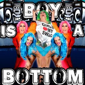 Boy Is a Bottom - Image: Willam Belli Boy is a Bottom