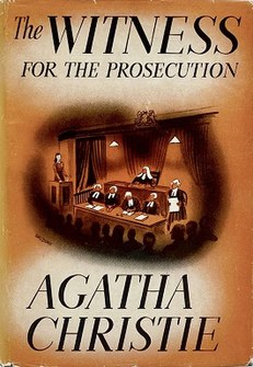 <i>The Witness for the Prosecution and Other Stories</i> 1948 book by Agatha Christie