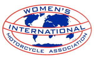 Women's International Motorcycle Association - Image: Women's International Motorcycle Association logo
